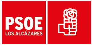 PSOE Los Alcázares logo
