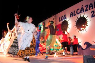 Los-Alcazares-Semana-de-la-Huerta-y-el-Mar-Traditional-Folk-Dancing