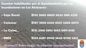 Cuentas solidarias ayuntamiento de Los Alcázares